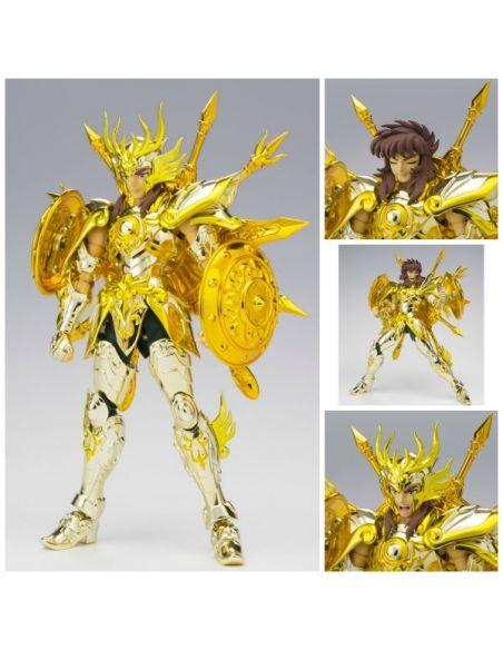 LIBRA DOHKO GOD CLOTH FIGURA 17 CM SAINT SEIYA SOUL OF GOLD SAINT CLOTH MYTH EX