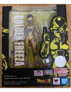 GOLDEN FRIEZA EECE DRAGON BALL SH FIGUARTS EXCLUSIVA 2019