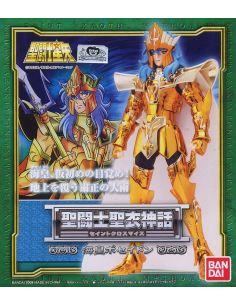 POSEIDON SAINT SEIYA MYTH CLOTH