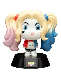 Mini lampara Harley Quinn DC Comics