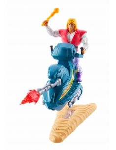 SET PRINCE ADAM + SKY SLED...
