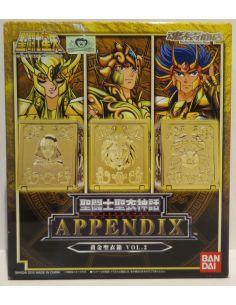 APPENDIX PANDORA BOX VOL.2