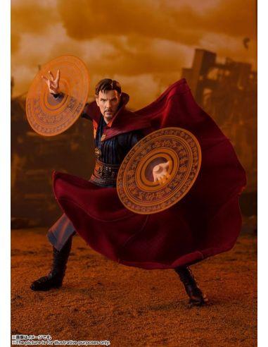 Vengadores Infinity War Figura S.H....