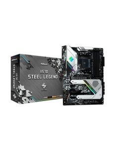 PLACA BASE ASROCK AM4 X570 STEEL LEGEND