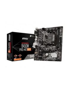 PLACA BASE MSI AM4 B450M PRO-M2 MAX