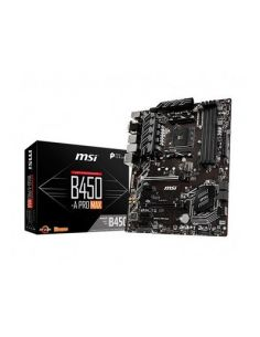 PLACA BASE MSI AM4 B450-A PRO MAX