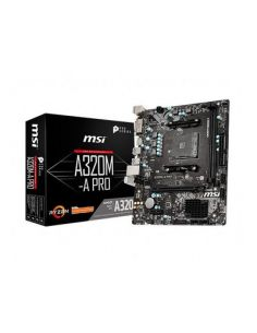 PLACA BASE MSI AM4 A320M-A PRO