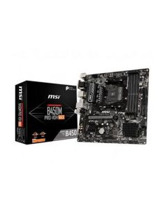 PLACA BASE MSI AM4 B450M PRO-VDH MAX