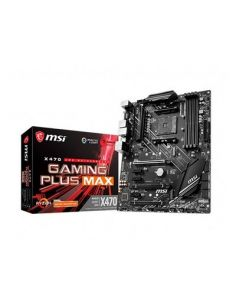 PLACA BASE MSI AM4 X470 GAMING PLUS MAX