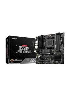 PLACA BASE MSI AM4 B550M PRO-VDH WIFI