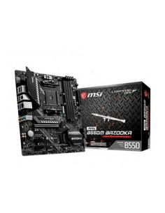 PLACA BASE MSI AM4 MAG B550M BAZOOKA