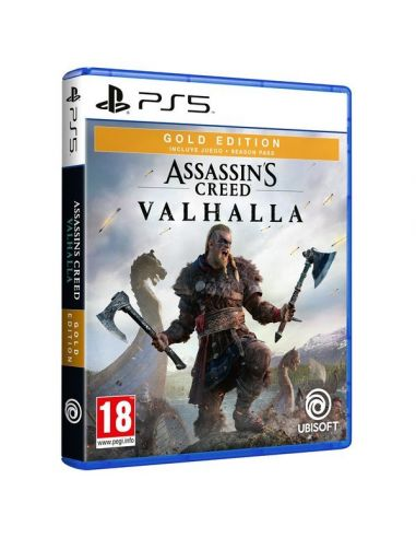 PS5 ASSASSIN'S CREED VALHALLA GOLD