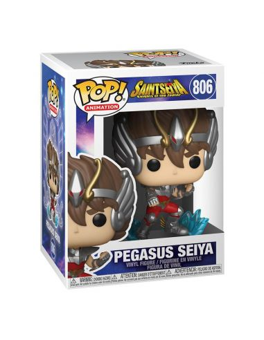 Saint Seya Figura POP! Pegasus Pegaso...
