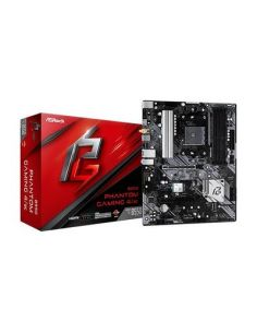 PLACA BASE ASROCK AM4 B550 PHANTOM GAMING 4/AC