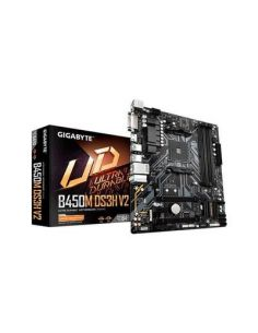 PLACA BASE GIGABYTE AM4 B450M DS3H V2