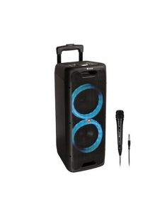 ALTAVOZ NGS WILD JUNGLE 1 NEGRO BLUETOOTH PORTATIL BLUETOOT