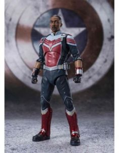 FALCON FIGURA MARVEL THE...