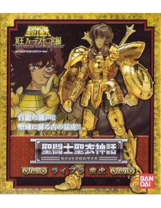 Dohko de libra SAINT MYTH CLOTH