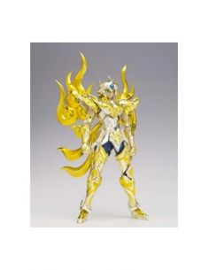 AIORIA ARMADURA LEO NEW CLOTH FIGURA 18 CM SAINT SEIYA MYTH CLOTH EX SOUL OF GOLD