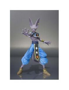 BILLS (BEERUS) DIOS DE LA DESTRUCCION FIGURA 17 CM DRAGON BALL Z RESURRECTION F S.H. FIGUARTS