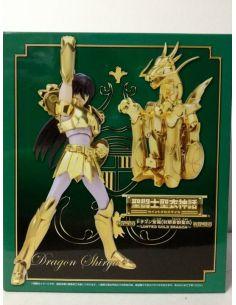 DRAGON V1 GOLD ORO MYTH CLOTH SAIN SEIYA