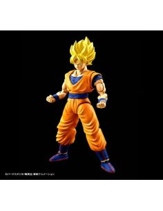 FIGURA DRAGON BALL GOKU SS MODEL KIT 18 CM