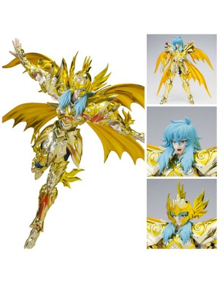 AFRODITA PISCIS NEW CLOTH FIGURA 18 CM SAINT SEIYA SAINT CLOTH MYTH EX SOUL OF GOLD