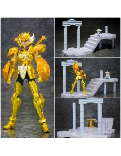 LIBRA DOHKO GUIDANCE OF THE PALACE OF THE SCALES FIGURA 10 CM SAINT SEIYA DD PANORAMATION