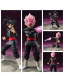 GOKU-BLACK FIGURA 17.5 CM DRAGON BALL SUPER S.H. FIGUARTS