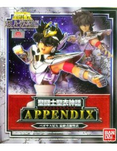 seiya de pegaso saint myth cloth