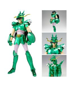 DRAGON SHIRYU VERSION REVIVAL FIGURA 16.5 CM SAINT SEIYA SAINT CLOTH MYTH