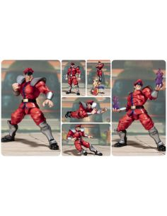 MR BISON FIGURA 16,5 CM STREET FIGHTER SH FIGUARTS TAMASHII WEB EXCLUSIVE